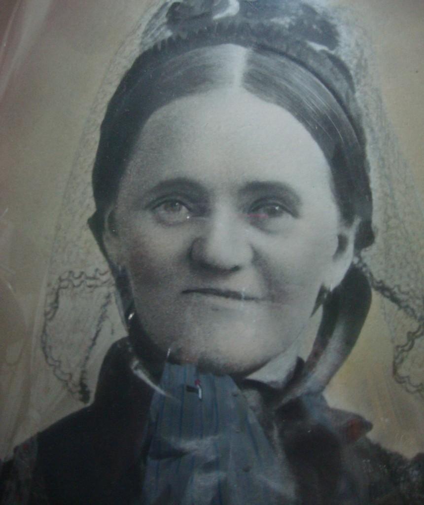 Auguste Ernestine Becker nee Gunder
